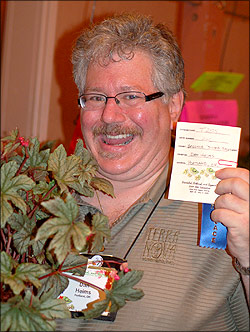 Dan Heims/TERRA NOVA® Wins Big at the American Begonia Society National Convention - Hilton Airport, West Palm Beach, FL