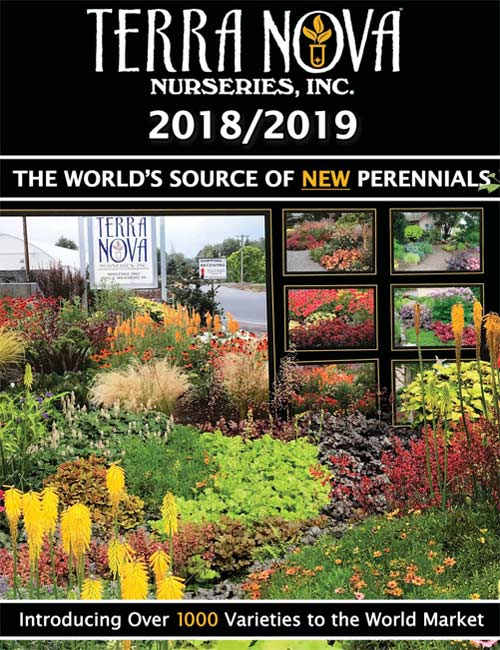 Downloadable Catalogs | TERRA NOVA® Nurseries, Inc